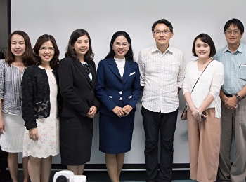 Collaboration with National Kaohsiung Normal University, Taiwan